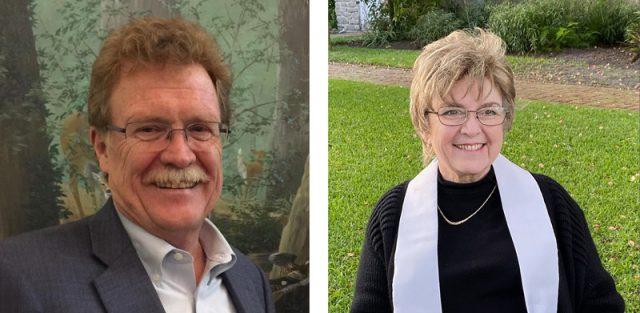 Mark Thomas, BS & Rev. Elaine D. Thomas